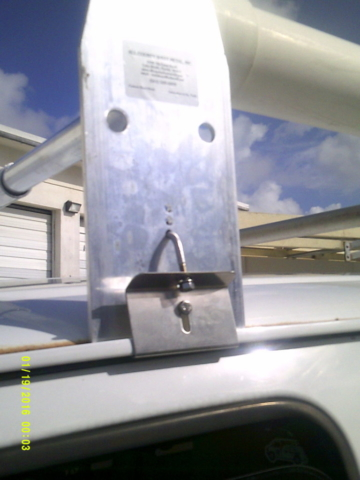 Ladder Rack from Lake Worth based All County Sheet Metal