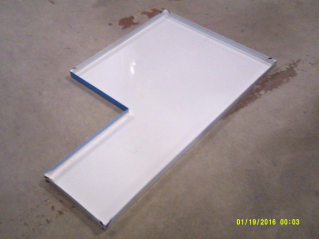 lake worth sheet metal company custom metal fab pan