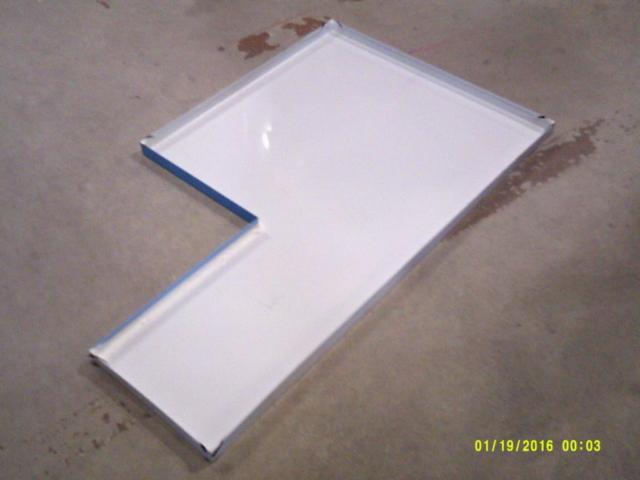 lake worth sheet metal company custom metal fab pan
