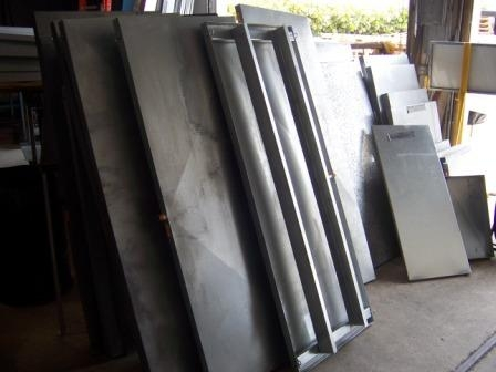 All County Sheet Metal Pans for Air Conditioning and Plumbing
