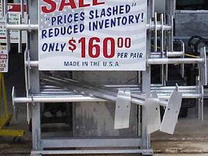 Ladder Racks in Lake Worth from All County Sheet Metal